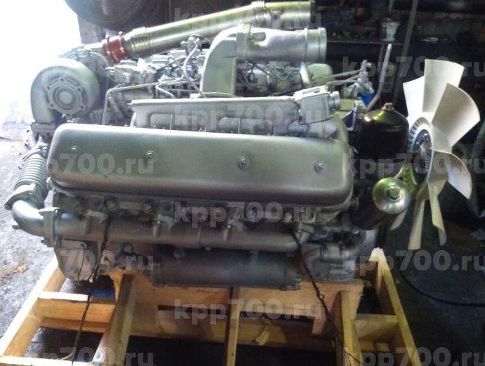Замена двигателя ЯМЗ 240 БМ2 или ЯМЗ 238 на ЯМЗ 75 11 для К-701
